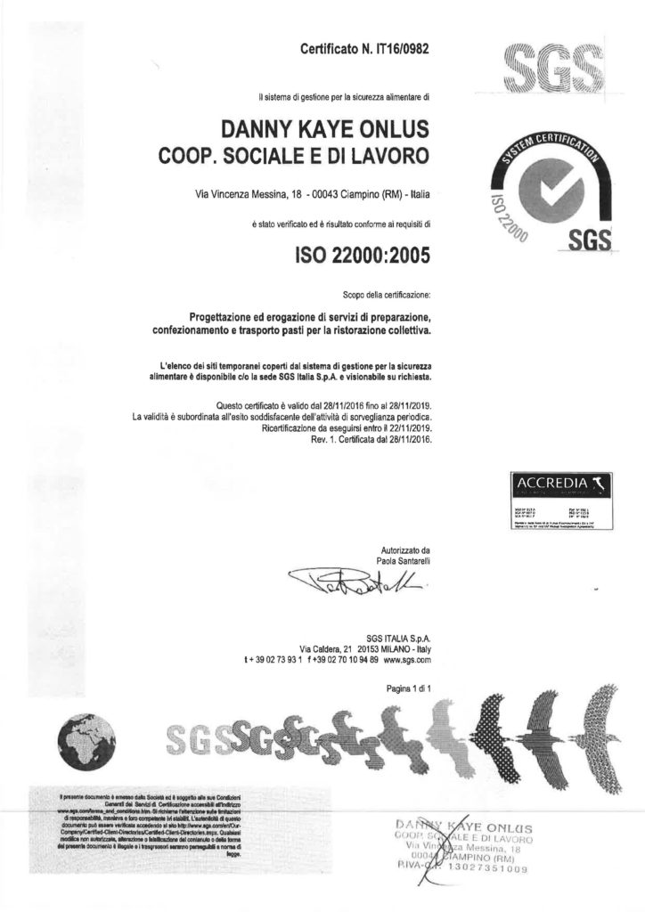ISO 22000-2005